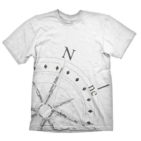 Футболка Uncharted 4 Compass