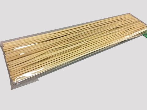 Деревянные палочки-шпажки, 30 см (100 шт)