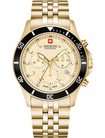 Часы мужские Swiss Military Hanowa 06-5331.02.002 Flagship Chrono II