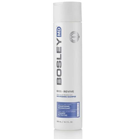 Bosley MD Revive Синяя линия: Шампунь-активатор от выпадения и для стимуляции роста  неокрашенных волос (BosRevive Non Color Treated Hair Nourishing Shampoo ), 300мл/1л