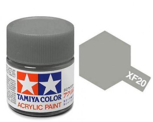 Tamiya Акрил XF-20 Краска Tamiya, Серый Средний Матовый (Medium Grey), акрил 10мл import_files_02_02759cc65aac11e4bc9550465d8a474f_e3fbec435b5511e4b26b002643f9dbb0.jpg