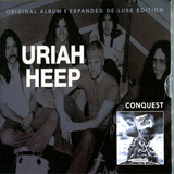 Uriah Heep / Conquest (Deluxe Edition)(CD)