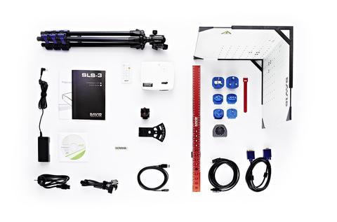3D-сканер David SLS-3