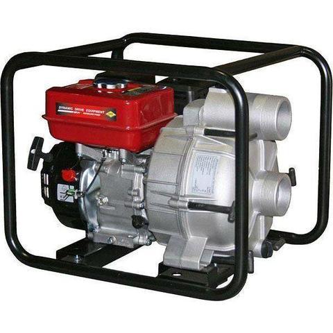 Мотопомпа бензиновая грязевая DDE PTR80K (вых 80 мм, 14лc,30м,1000л/мин, 6л, 65кг) (PTR80K)
