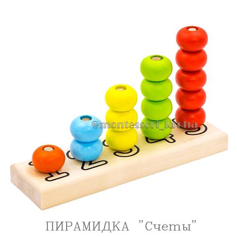 ПИРАМИДКА «Счёты»