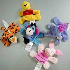 Винни Пух и друзья мягкие игрушки магниты