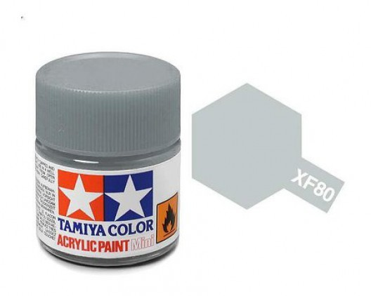Tamiya Акрил XF-80 Краска Tamiya, Королевский Серый Матовый (Royal Gray), акрил 10мл import_files_02_02759cee5aac11e4bc9550465d8a474f_95b315735b6211e4b26b002643f9dbb0.jpg