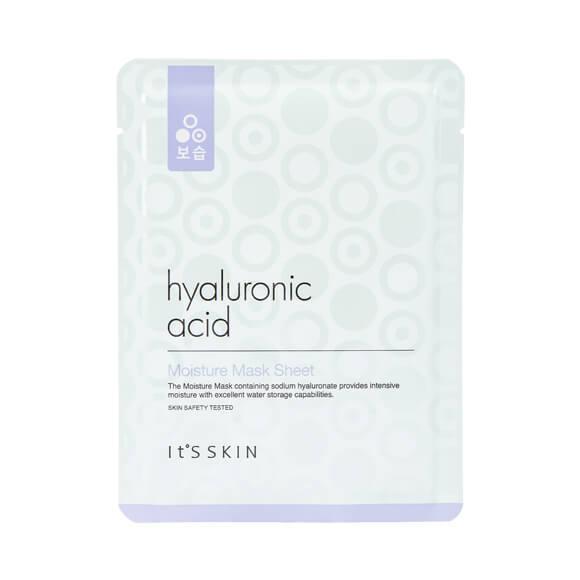 Новое Маска тканевая для лица с гиалуроновой кислотой IT'S SKIN hyaluronic acid moisture mask sheet 17 гр bc7a75c1228141f3aab10095ddc74ced.jpg