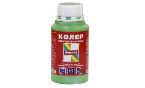 Колер  № 246 Зел. яблоко 0,25л Россия