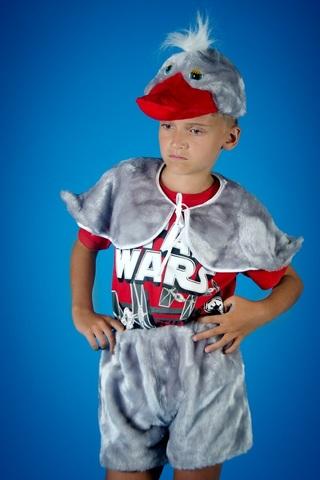 Карнавальный костюм Гусёнка