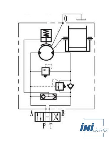 Стандартная лебедка IYJ333-90-168-22-ZPG