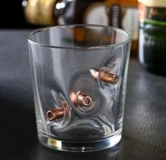 Стакан Непробиваемый, 3 пули, для виски, 250 мл, фото 3