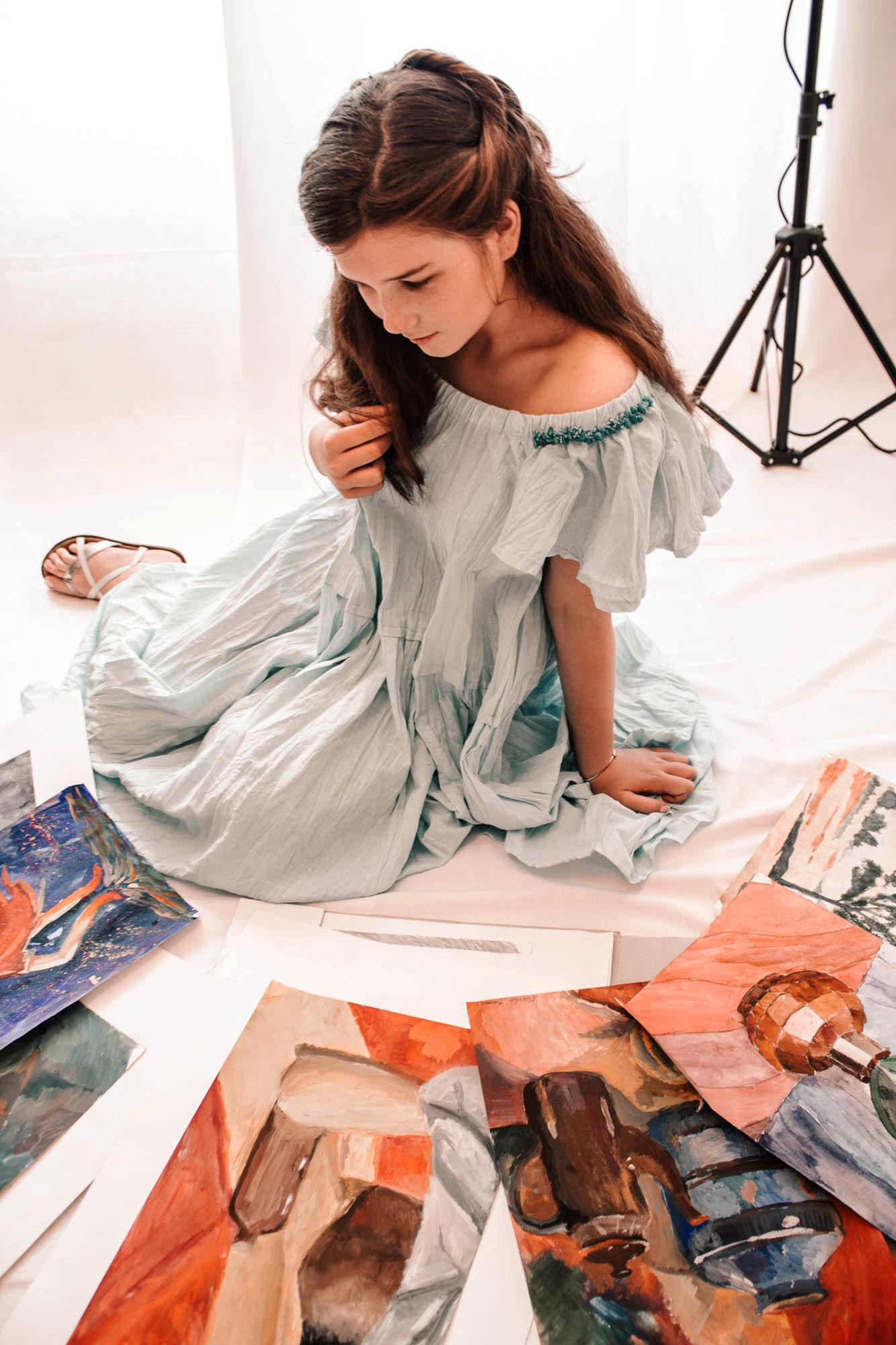 Лера. Платье женское PL-4219
