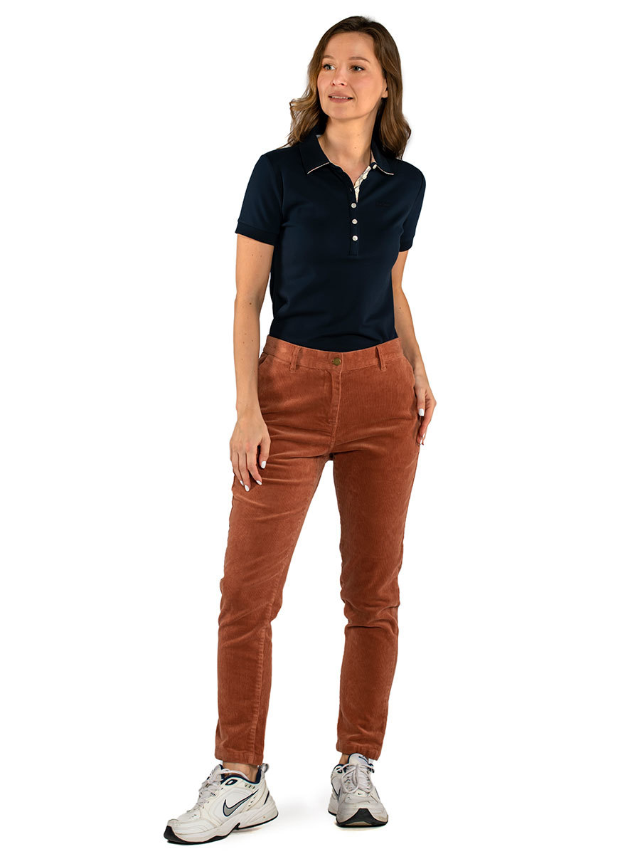 Barbour брюки Essential Cord Chinos LTR0272/BR35