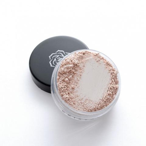 Основа матовая для проблемной кожи PL1 Светлый фарфоровый, 8гр (Kristall Minerals Cosmetics)