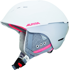 Шлем горнолыжный Alpina SPICE white-flamingo matt - 2