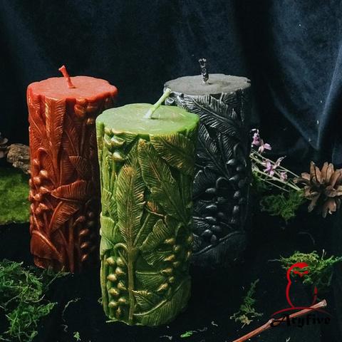 Восковая свеча «Букет Ландышей»