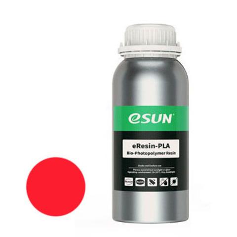 Фотополимер ESUN eResin-PLA красный (1 л)