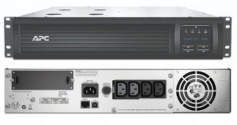 Источник бесперебойного питания SMT1000RMI2U APC Smart-UPS 1000 ВА