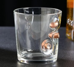 Стакан Непробиваемый, 3 пули, для виски, 250 мл, фото 4