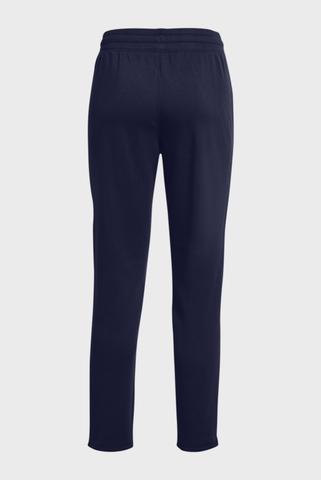 Женские темно-синие спортивные брюки UA Rival Fleece Grdient Pant Under Armour
