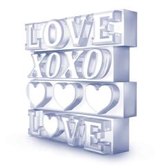 Форма для льда Love, фото 4