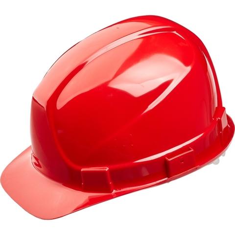 Каска UVEX Супер Босс красная (арт произв 9752.320)
