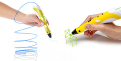 3D ручка Myriwell RP100A (желтый)