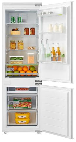 Встраиваемый двухкамерный холодильник Midea MRI9217FN