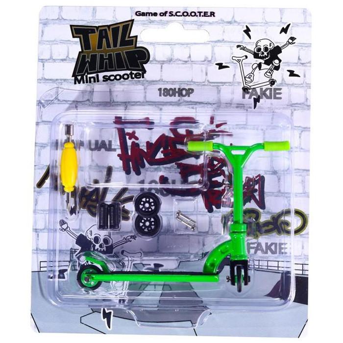 Фингер-самокат TAIL WHIP (Total Green)
