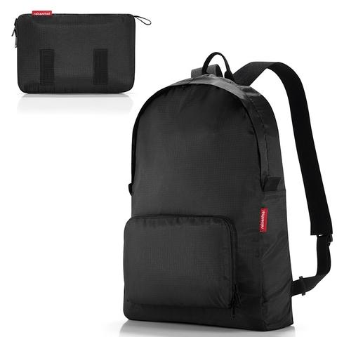 Рюкзак складной Mini maxi black