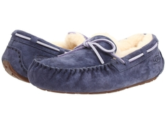 UGG Moccasins Dakota for Women Indigo (с мехом)