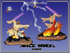 STAR WARS UNLEASHED MACE WINDU