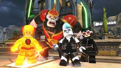 LEGO DC Super-Villains (Nintendo Switch, русские субтитры)