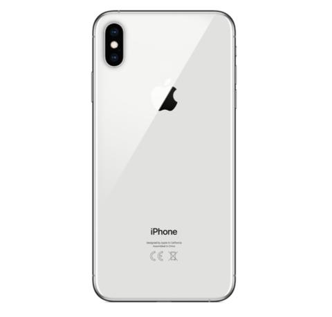 Купить iPhone Xs Max 64Gb Silver в Перми