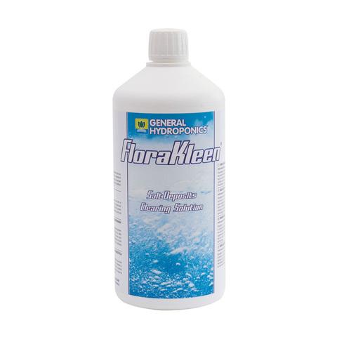 Раствор для очистки и выведения солей Flora Kleen 1л