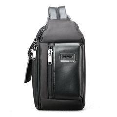 Рюкзак на одной/двух лямках BOPAI 11-25911 чёрный