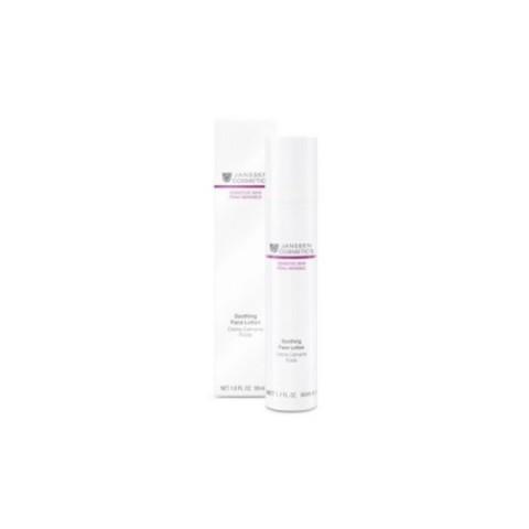 Janssen Sensitive Skin: Успокаивающий смягчающий лосьон для лица (Soothing Face Lotion), 50мл