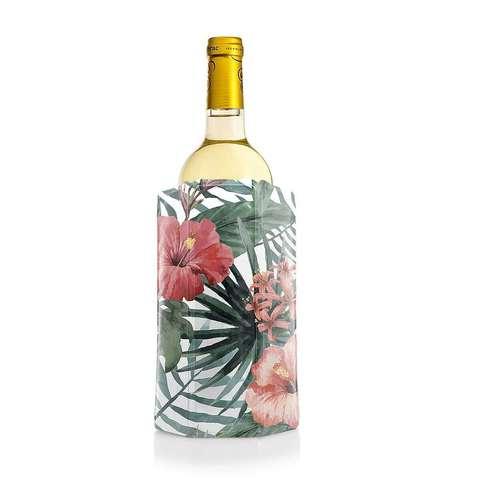 Охладительная рубашка для вина (в цветочек)