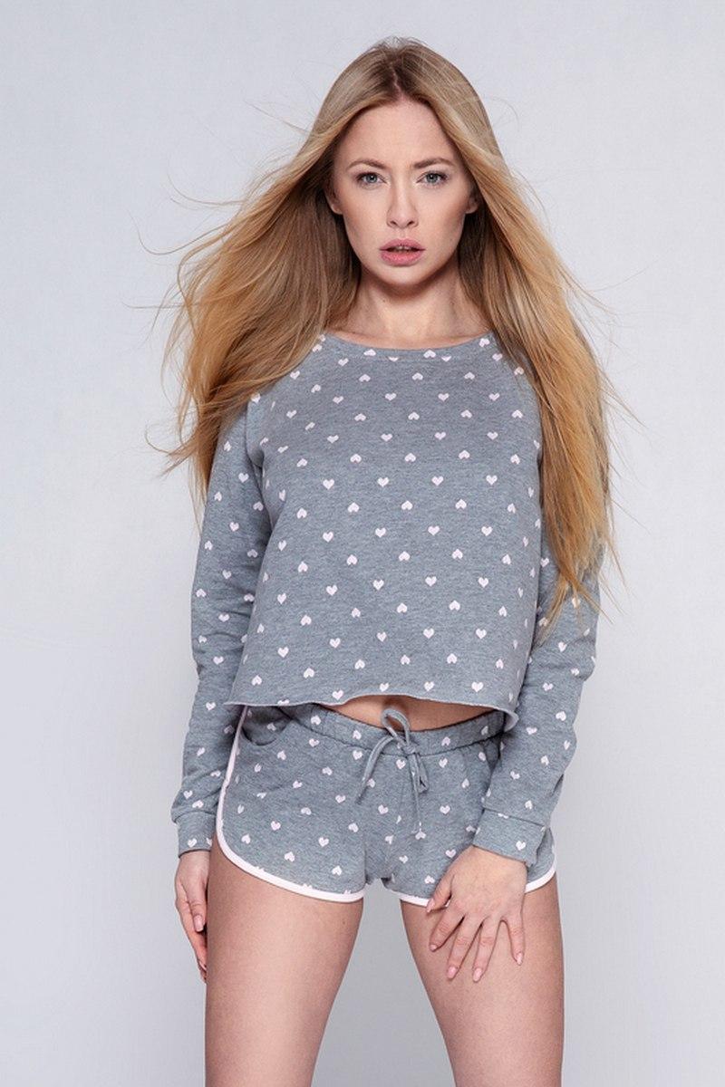 Комплект женский с шортами SENSIS KOMPLET PILAR