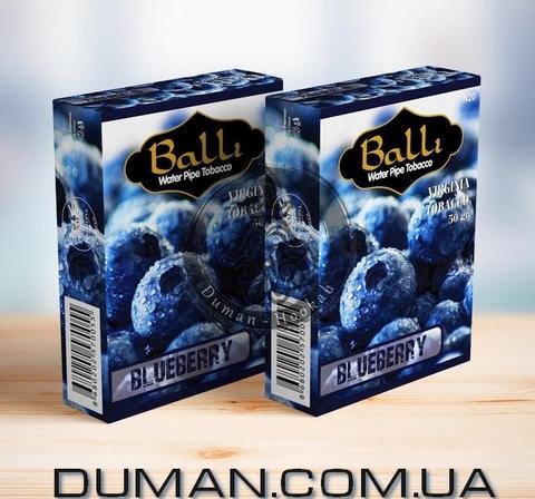 Табак Balli BLUEBERRY (Балли Черника)