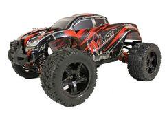 Радиоуправляемый монстр Remo Hobby MMAX PRO UPGRADE 4WD RTR масштаб 1:10 2.4G - RH1031PRO-UPG-RED