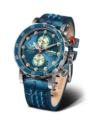 Часы наручные Восток Европа Субмарина SSN571 VK61/571A610