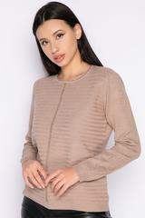 """<p>Джемпер """"Жерона"""" из нашей новой коллекции - поистине уникальная вещь в базовом гардеробе для каждой женщины, следящей за модными тенденциями.</p>"""