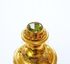 Оснастка печати  №2 (зеленые фианиты)
