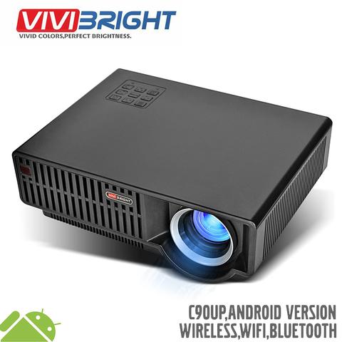 Проектор VIVIBRIGHT C90UP Androd 6.0