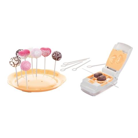 Формочки для пирожного cake pops DELICIA, 6 видов