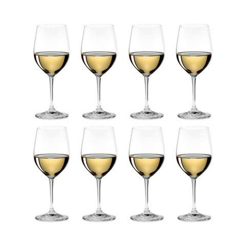 Набор из 8-и бокалов для вина Viognier/Cnardonnay  Pay 6 Get 8 350 мл артикул 7416/05. Серия Vinum