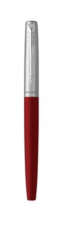 Ручка-роллер Parker Jotter Original T60 Red СT ( чернила черные) в подарочной коробке123