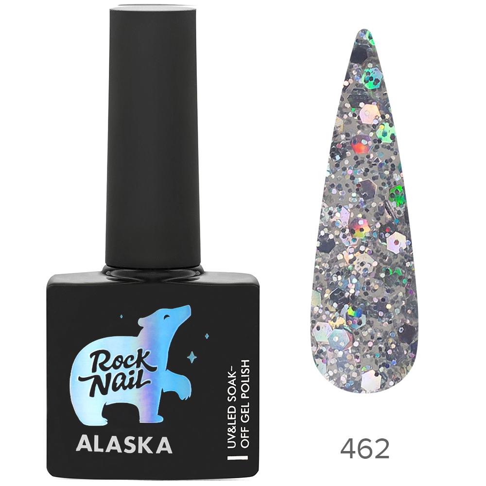 Гель-лак RockNail 462 Polar Bear 10мл
